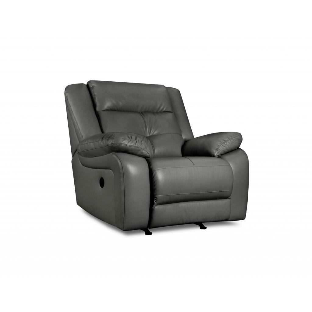 Made to Order Simmons Upholstery Miracle Rocker Recliner ...