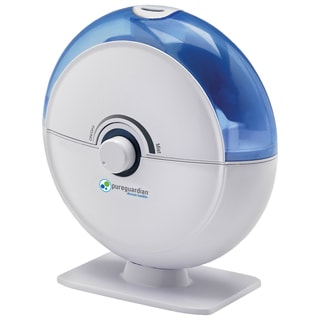 Pureguardian 14-hour Tabletop Cool Mist Ultrasonic Humidifier