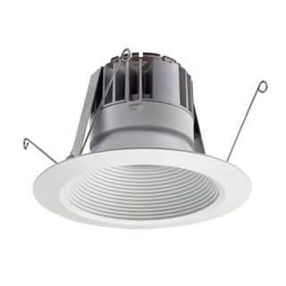 Lithonia Lighting 5BPMW LED M6 5-inch 3000K LED Matte White Baffle Downlight Module