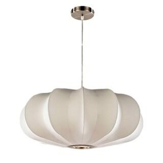 Legion Furniture Pendants 24-inch Ceiling Cocoon Lamp