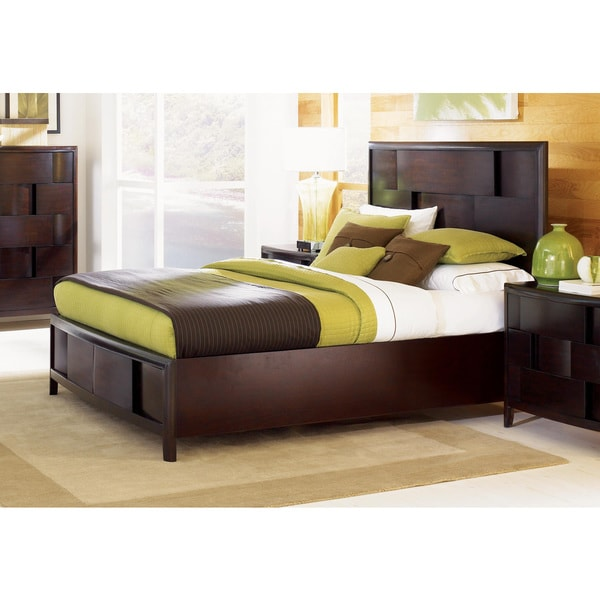 Shop Magnussen Nova Island Bed With Storage Free Shipping Today 9603672
