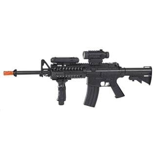 Firepower F4-D Full Automatic Electric M4 Style Airsoft Rifle