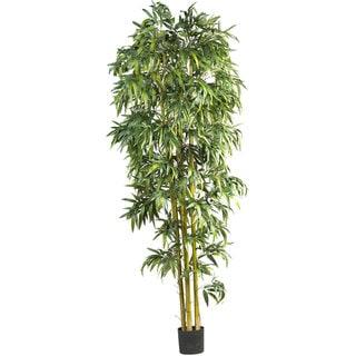 8-foot Biggy Style Bamboo Tree - Green