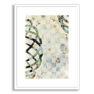 Gallery Direct Judy Paul's 'Twist III' Framed Paper Art
