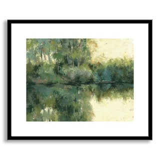 Gallery Direct Caroline Ashton's 'Reflections' Framed Paper Art