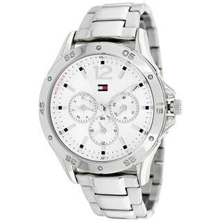 Tommy Hilfiger Women's 1781304 Multi-function White Dial Watch
