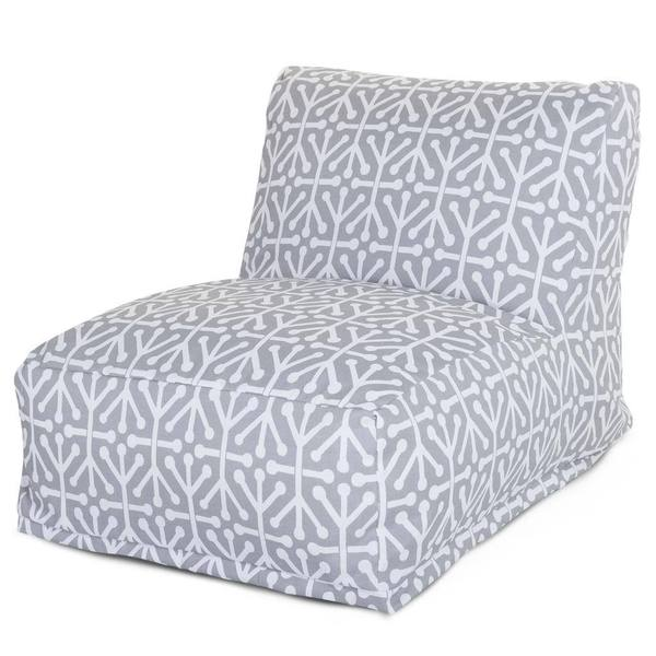 Majestic Home Goods Aruba Bean Bag Lounger Chair