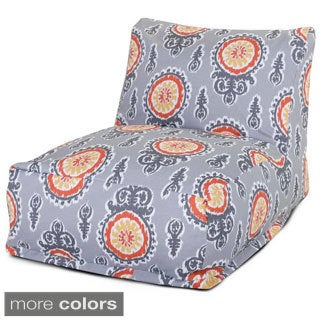 Majestic Home Goods Michelle Bean Bag Lounger Chair