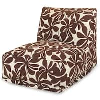 Majestic Home Goods 'Plantation' Bean Bag Lounger Chair