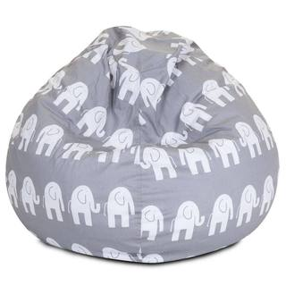 Majestic Home Goods 'Ellie' Small Classic Bean Bag