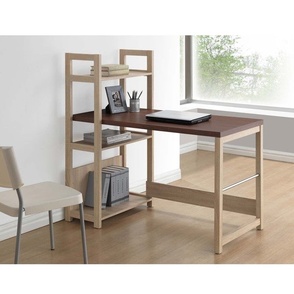Shop Baxton Studio Hypercube Sonoma Oak Finishing Modern