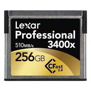 Lexar Professional 256 GB CFast Card
