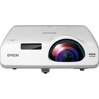 Epson PowerLite 535W Short Throw LCD Projector - 720p - HDTV - 16:10