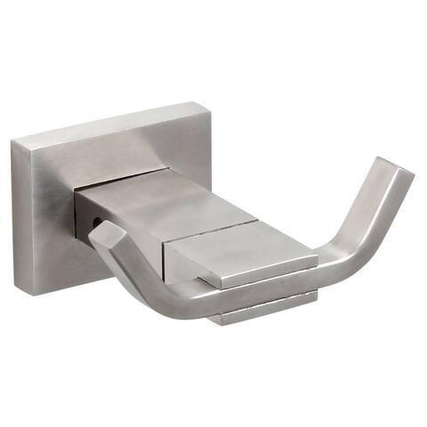 BOANN Solid Stainless Steel Single Bathrobe Hook