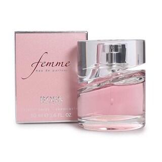 Hugo Boss Femme Women's 1.6-ounce Eau de Parfum Spray