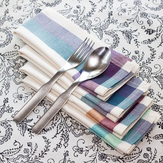 Handmade Johanna Cotton Napkins (India)