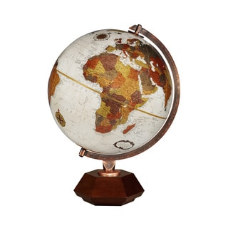 Hexhedra Desktop World Globe
