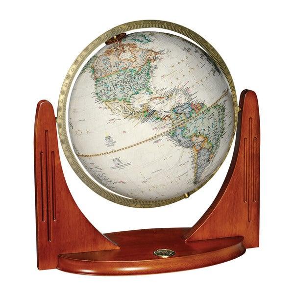 REPLOGLE GLOBES Compass Star National Geographic Desktop World Globe