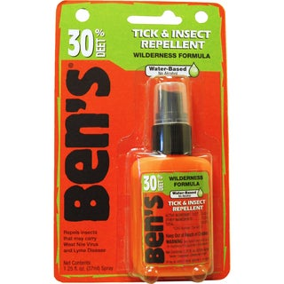 Ben's 30 Pump 1.25-ounce Insect Repellent