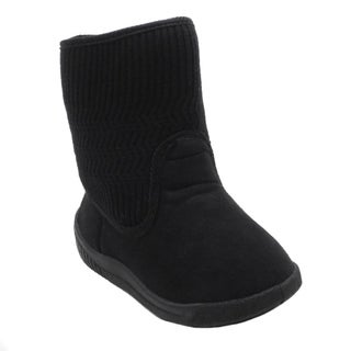Blue Children's Girl's I-Sweater Boots (sizes 5-10)