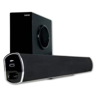 Turcom TS-404 2.1 Channel Home Theater Surround Sound Bluetooth Soundbar with Wireless Subwoofer|https://ak1.ostkcdn.com/images/products/9607330/P16792960.jpg?impolicy=medium