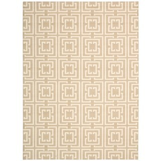 Rug Squared Milford Tan Rug (2'6 x 4')