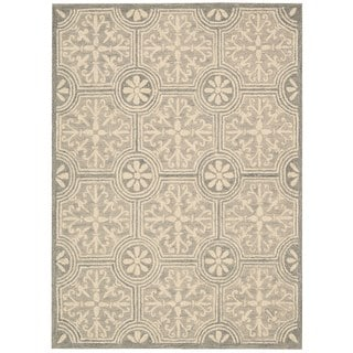 Rug Squared Seaside Grey Rug (8' x 10'6)
