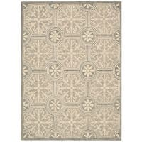 Rug Squared Seaside Grey Rug (5'0 x 7'6) - 5'0 x 7'6
