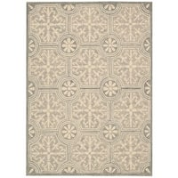 Rug Squared Seaside Grey Rug - 5'0 x 7'6
