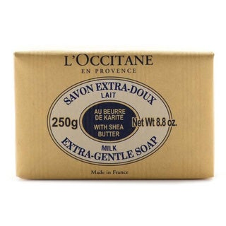 L'Occitane Extra Gentle 8.8-ounce Milk Soap with Shea Butter