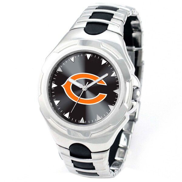 Game Time Men's Chicago Bears Victory Watch