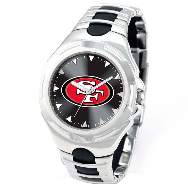 Game Time Men's San Francisco 49ers Victory Watch