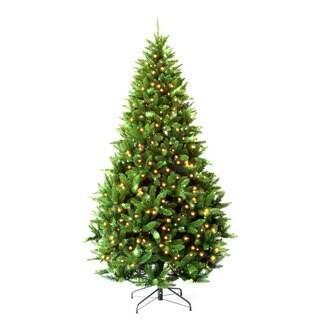 7-foot 6-inch Pre-lit Carolina Pine