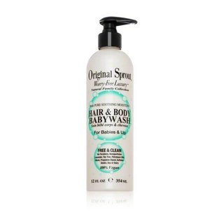 Original Sprout 12-ounce 2-in-1 Shampoo and Body Wash