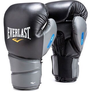 Everlast ProTex2 Evergel Black 14-ounce Training Gloves