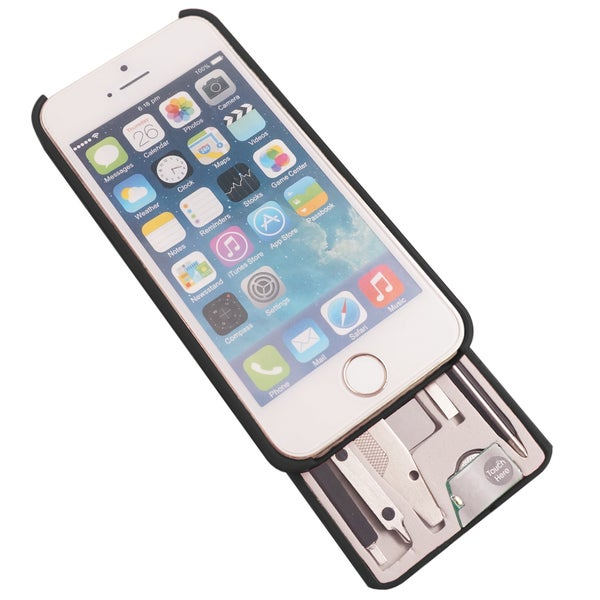 MyTask Urban iPhone 5/ 5s Phone Case with Built-in Tools - Free ...