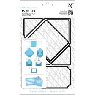 Xcut A5 Die Set-A7 Envelope