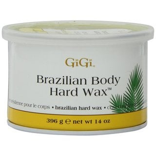 Gigi Brazilian Body 14-ounce Hard Wax