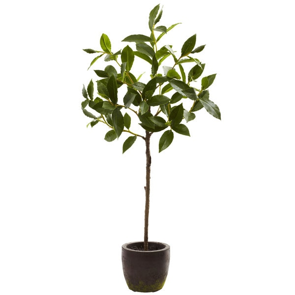 29-inch Topiary with Decorative Planter