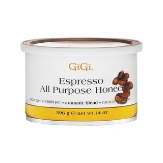 Gigi Expresso All-purpose Honee 14-ounce Wax
