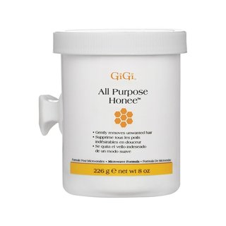Gigi 8-ounce Wax All Purpose Microwave Formula