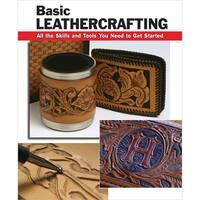 Stackpole Books-Basic Leathercrafting