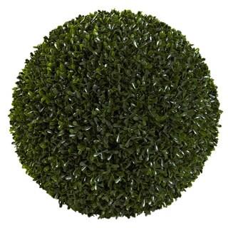 14-inch Decorative Boxwood Ball
