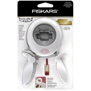 Fiskars Teresa Collins X-Large Squeeze Punch-Tab