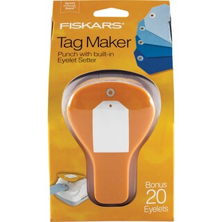 Fiskar Tag Maker Punch-Simple