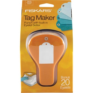 Fiskar Tag Maker Punch-Standard