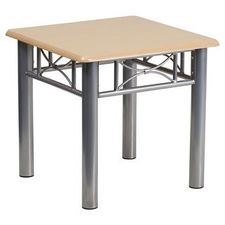 Offex Natural Laminate End Table