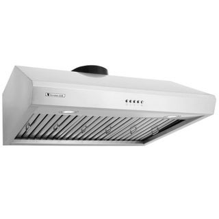 XtremeAir Ultra Series UL13-U36 900 CFM 36-inch Under Cabinet Hood