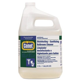 Comet Professional Disinfectant Bathroom Cleaner/ 1-gallon Bottle