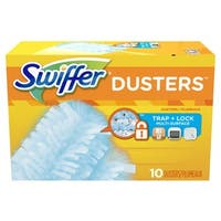 Swiffer Refill Dusters/ Cloth/ White (Box of 10)